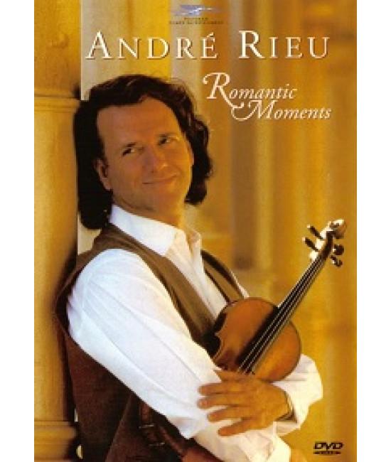 Andre Rieu - Romantic moments [DVD]