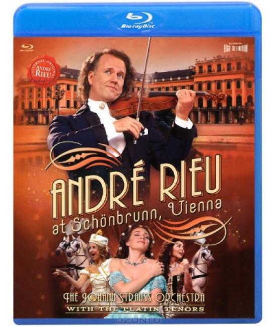 Andre Rieu - at Schonbrunn, Vienna [Blu-Ray]