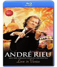 Andre Rieu and his Johann Strauss Orchestra: Venice [Blu-ray]