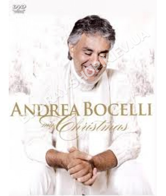 Andrea Bocelli & David Foster - My Christmas [DVD]