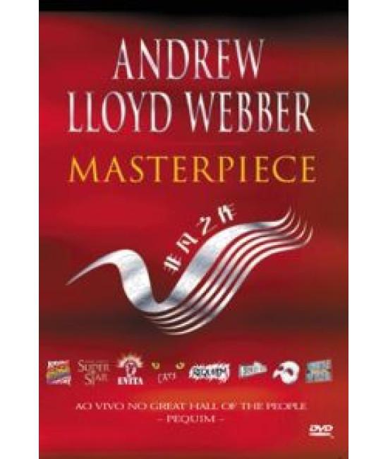 Andrew Lloyd Webber - Masterpiece (Live in Beijing) [DVD]