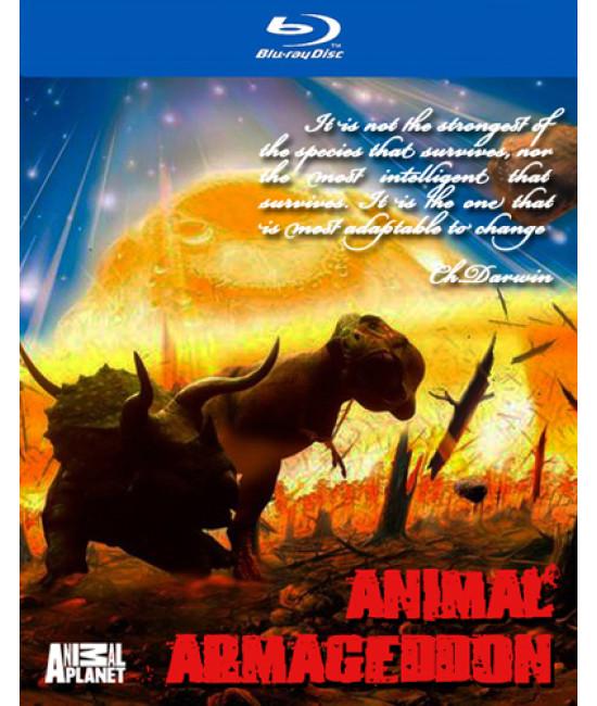 Animal Planet: Армагеддон животных [Blu-Ray]