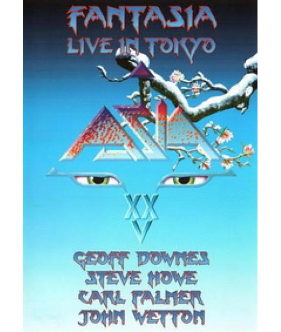 Asia: Fantasia Live In Tokyo [DVD]