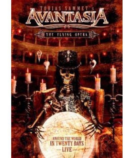 Avantasia - The Flying Opera: Around The World In Twenty Days -