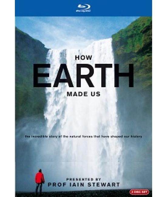 BBC: Как Земля сотворила нас