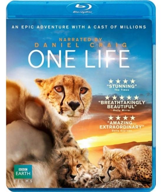 BBC: Одна жизнь [Blu-Ray]