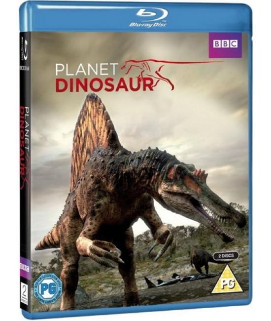 BBC: Планета динозавров (1 сезон: 6 серий) [Blu-Ray]