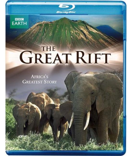 BBC: Великий рифт. Дикое сердце Африки [Blu-ray]