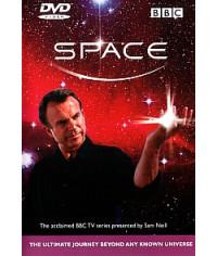 BBC: Космос с Сэмом Ниллом [1 DVD]