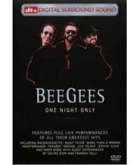 Bee Gees - One Night Only (DTS Edition) [DVD]
