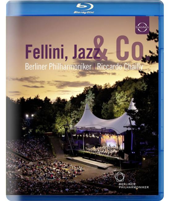 Berliner Philharmoniker - Waldbühne: Fellini, Jazz & Co. [Blu-Ra
