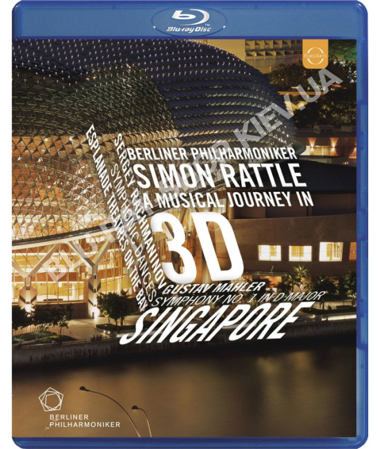 Berliner Philharmoniker: The Singapore Concert  [3D Blu-ray]
