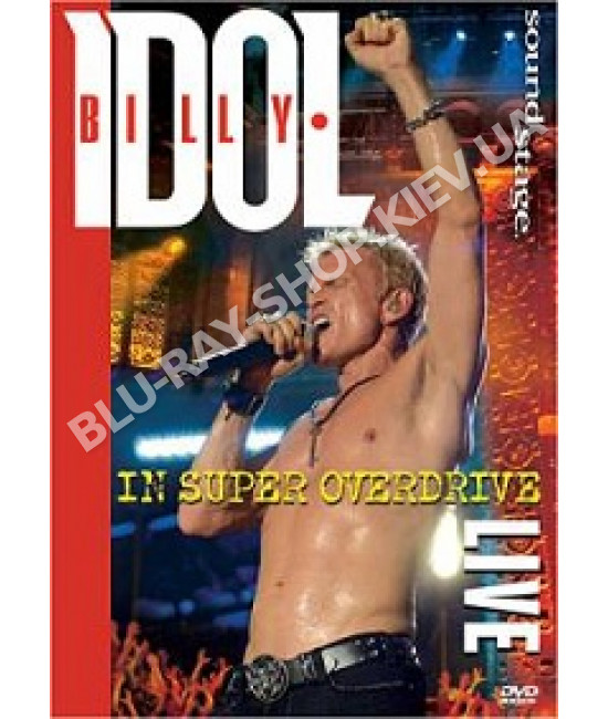 Billy Idol - In Super Overdrive - Live [DVD]