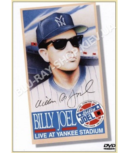 Billy Joel - Live At Yankee Stadium [DVD]