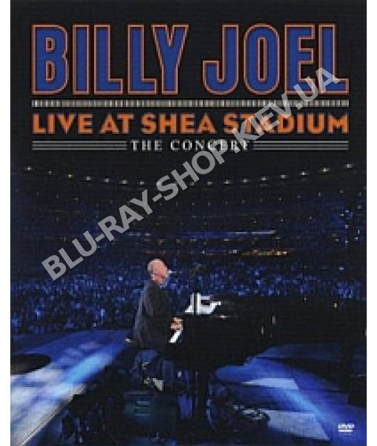Billy Joel - Live At Shea Stadium. The Concert [DVD]