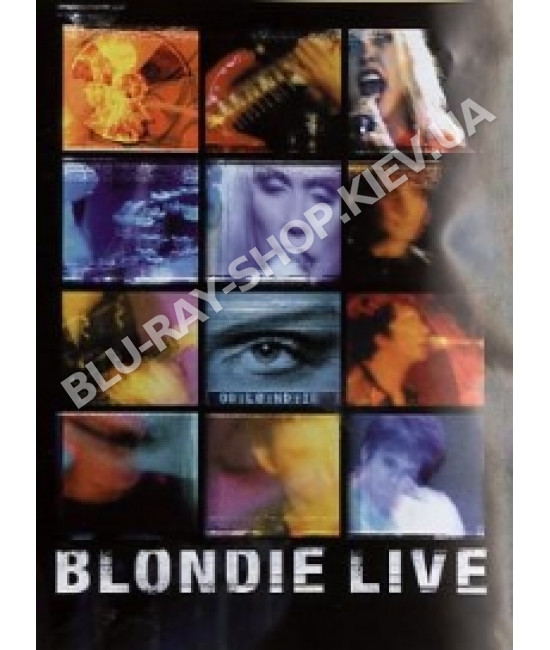 Blondie - Live in New York [DVD]