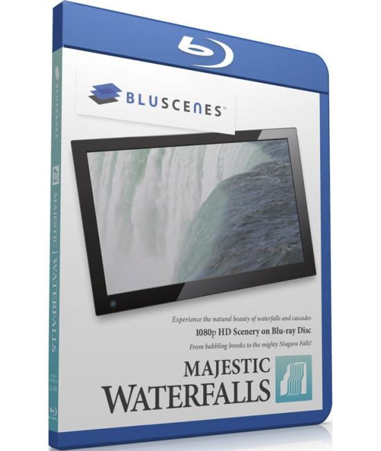 BluScenes: Величественные Водопады [Blu-Ray]