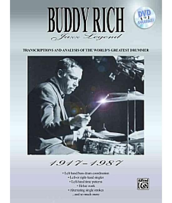 Buddy Rich - Jazz Legend (1917-1987) [DVD]
