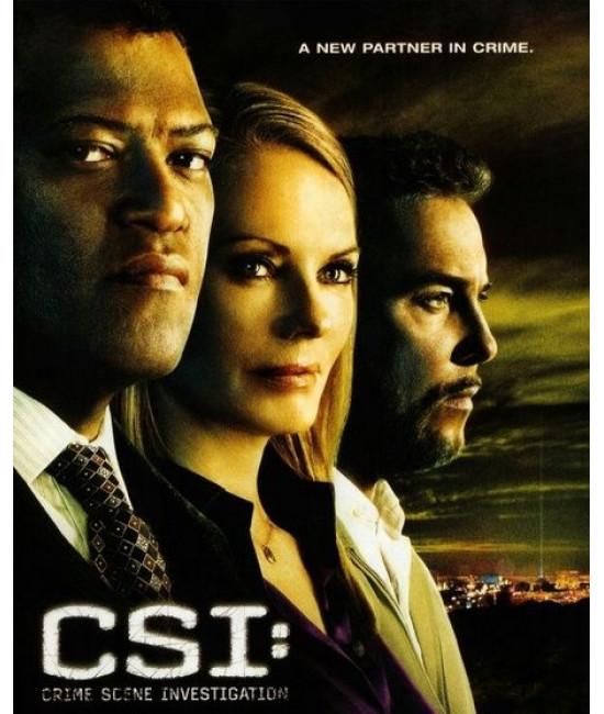 CSI: Место преступления Лас-Вегас (1-12 сезонов) [17 DVD]