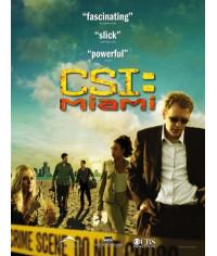 CSI: Место преступления Майами (1-10 сезоны) [18 DVD]