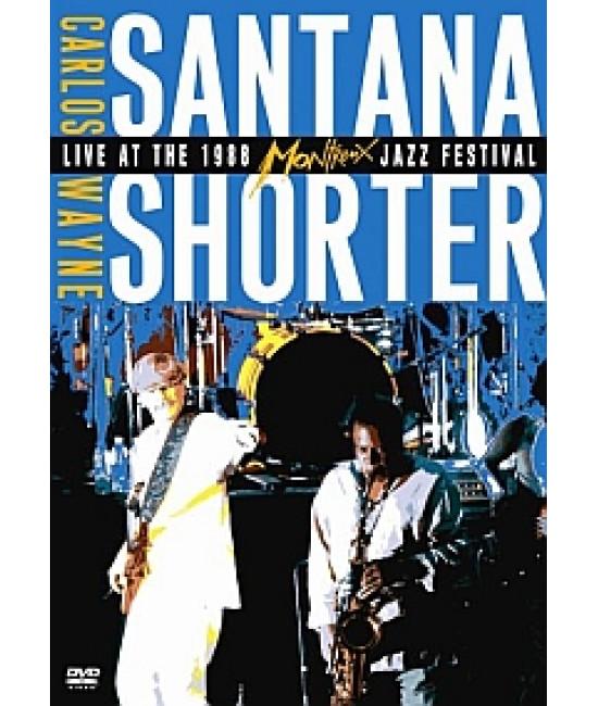 Carlos Santana & Wayne Shorter - Live At The Montreux Jazz Festi