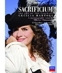 Cecilia Bartoli - Sacrificium. The Art Of The Castrati [DVD]