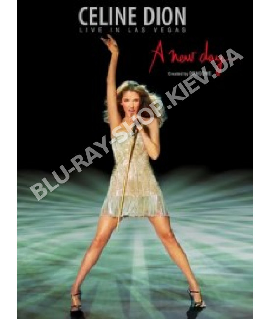 Celine Dion - A New Day: Live in Las Vegas [DVD]
