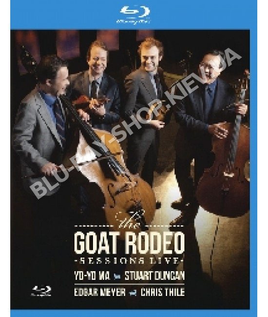Chicken Dark - The Goat Rodeo Sessions Live [Blu-ray]