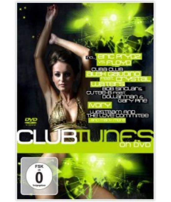 Clubtunes On DVD Vol.1-5 [3 DVD]