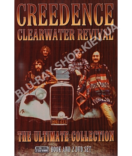 Creedence Clearwater Revival - The Ultimate Collection [2 DVD]