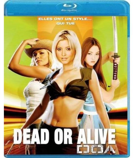 DOA: Живой или мертвый [Blu-Ray]