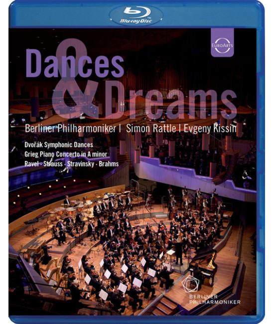 Dances & Dreams: Gala from Berlin [Blu-ray]