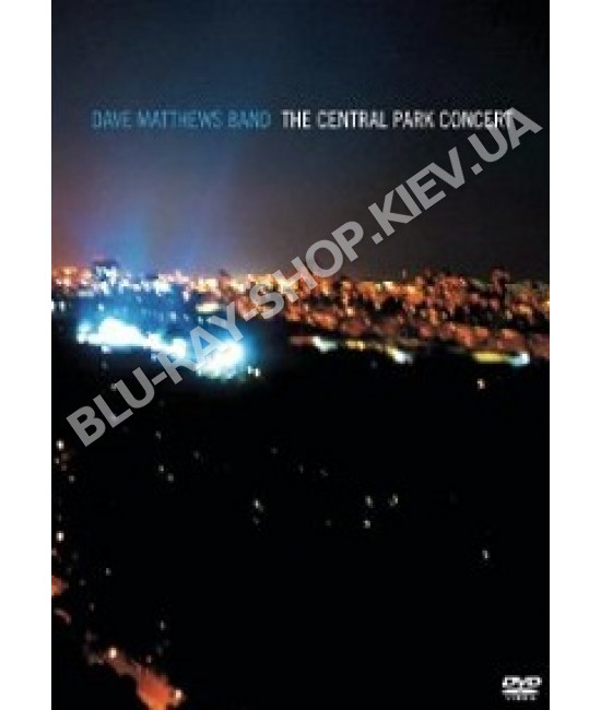 Dave Matthews Band - The Central Park Concert [2 DVD]
