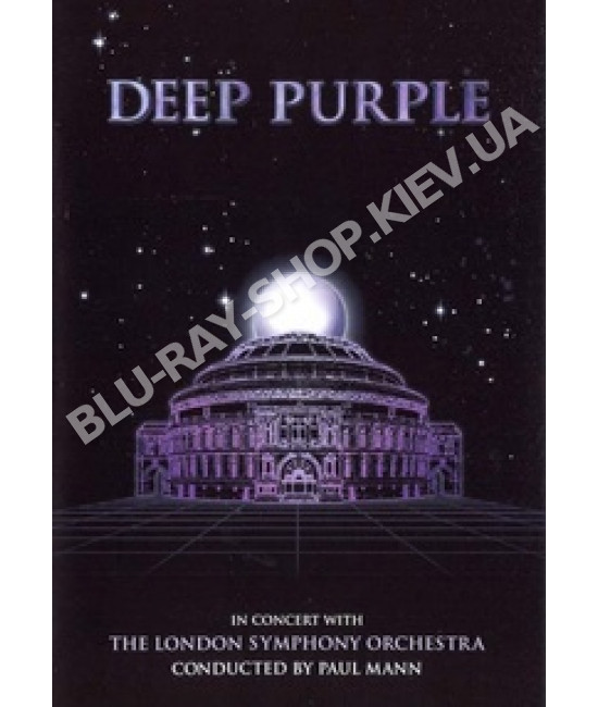 Deep Purple - In Concert With The London Symphony Orchestra & Th
