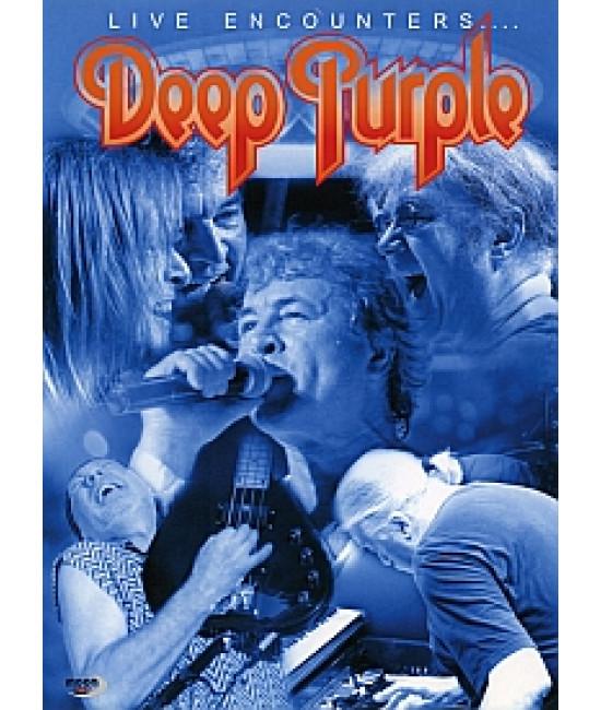 Deep Purple - Live Encounters [DVD]