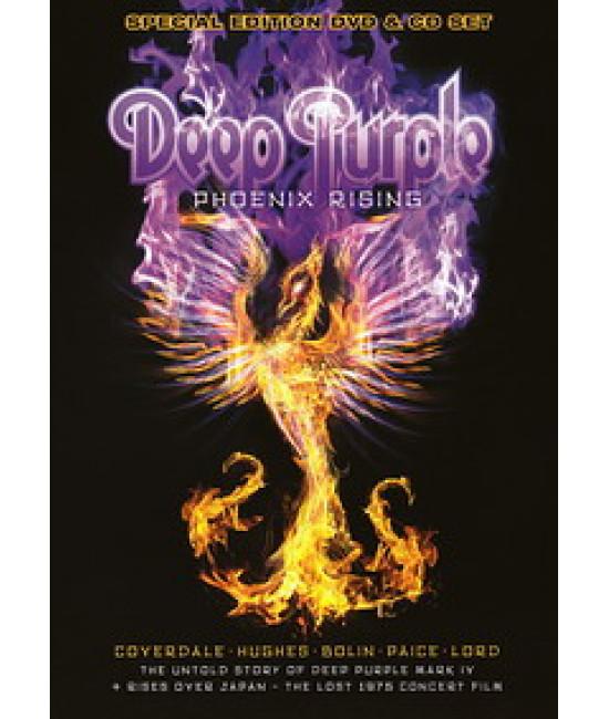 Deep Purple - Phoenix Rising (DVD/CD Combo) [DVD]