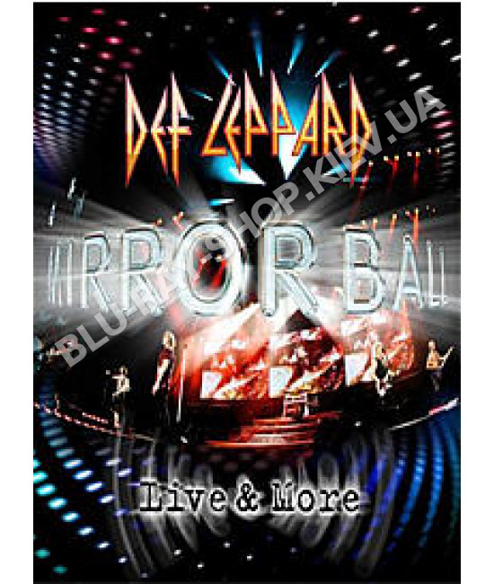 Def Leppard. Mirror Ball - Live & More (Bonus DVD) [DVD]