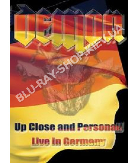 Demon - Up Close and Personal! - Live in Germany 2006 [DVD]