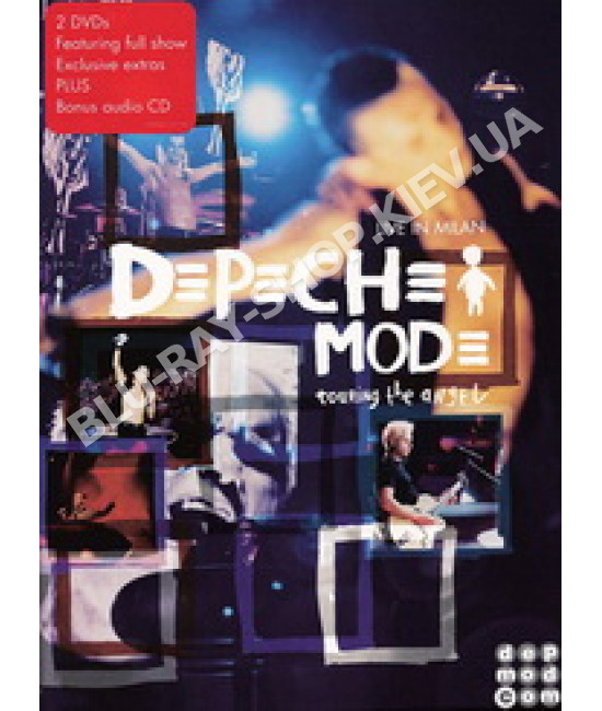 Depeche Mode - Touring The Angel Live In Milan [DVD]