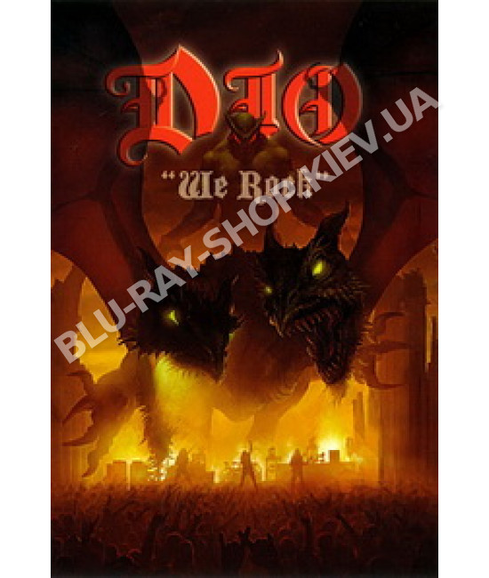 Dio - We Rock ( 1983 / 1984 ) [DVD]