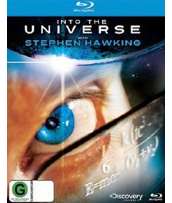 Discovery. Во вселенную со Стивеном Хокингом [Blu-Ray]