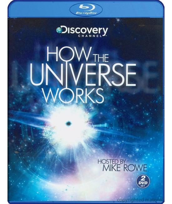 Discovery. Как устроена Вселенная [Blu-Ray]