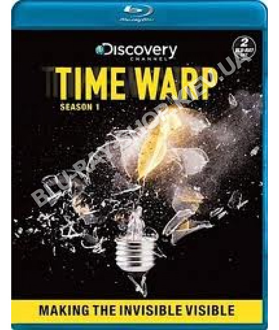 Discovery: Искривление времени [Blu-Ray]