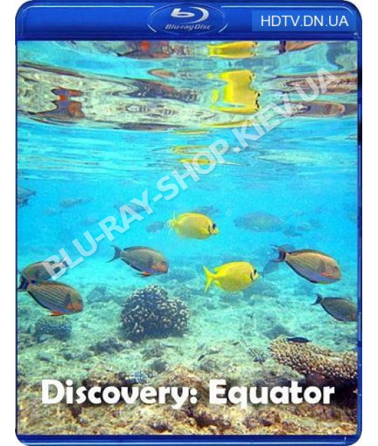 Discovery: Экватор [Blu-Ray]