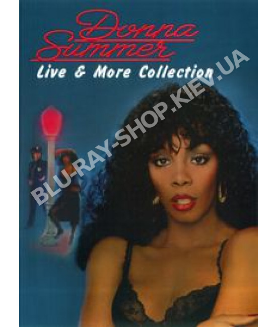 Donna Summer - Live & More Collection [DVD]