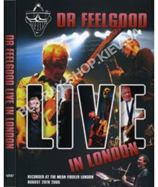 Dr. Feelgood - Live in London [DVD]