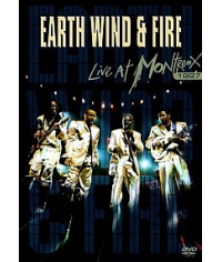 Earth Wind & Fire - Live at Montreux [DVD]