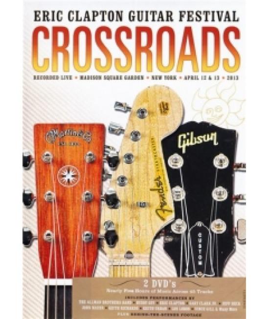 Eric Clapton - Crossroads Guitar Festival 2013 [2 DVD]