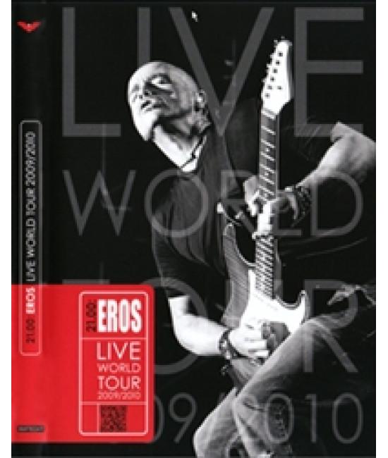 Eros Ramazzotti - 21.00: Eros Live World Tour 2009-2010 [DVD]
