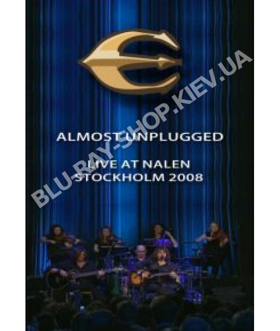 Europe - Almost Unplugged [DVD]